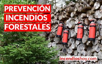 Prevención de Incendios Forestales en España