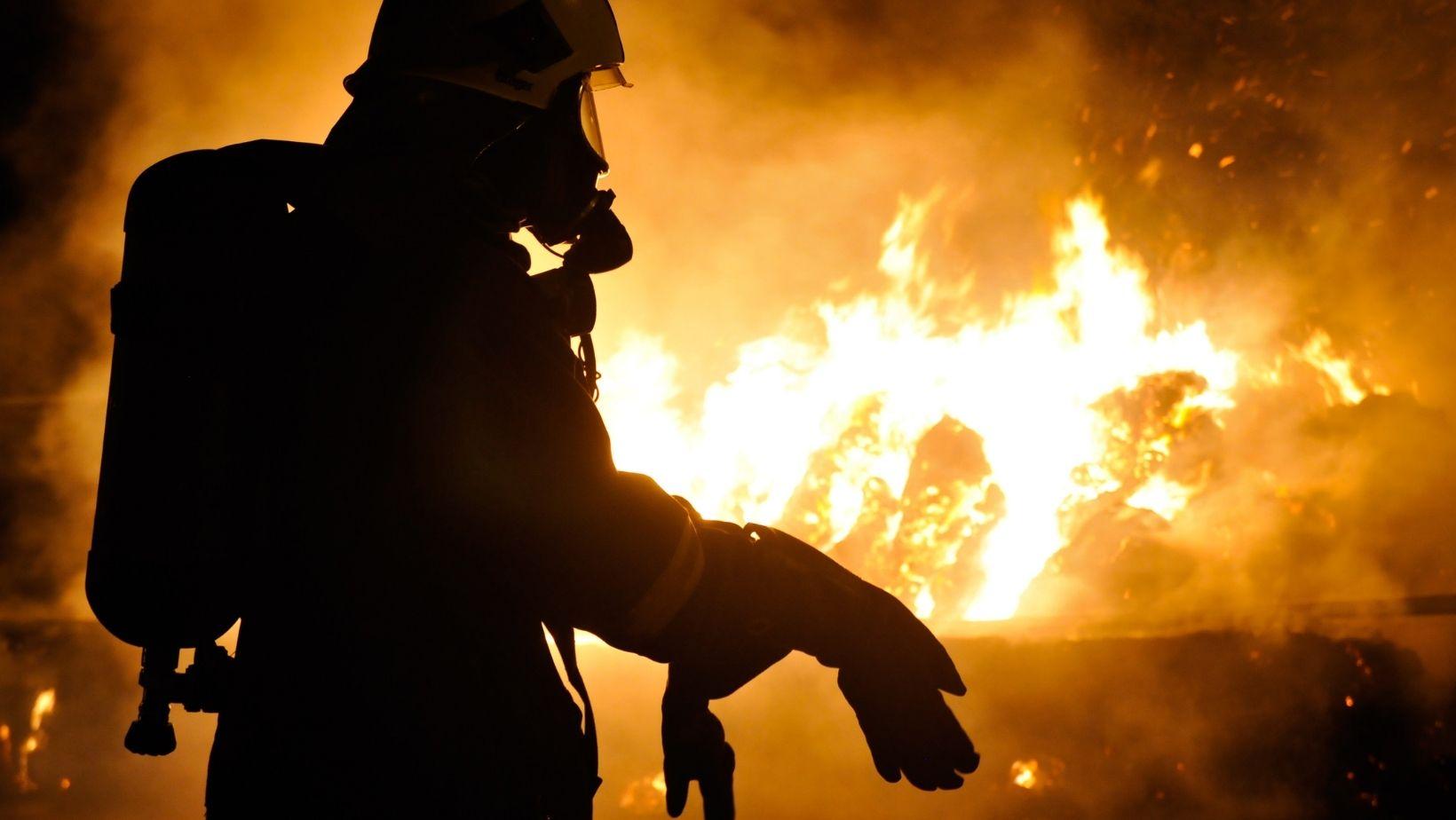 tipos de incendios