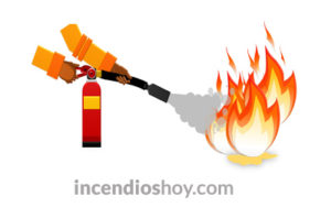 uso de los extintores