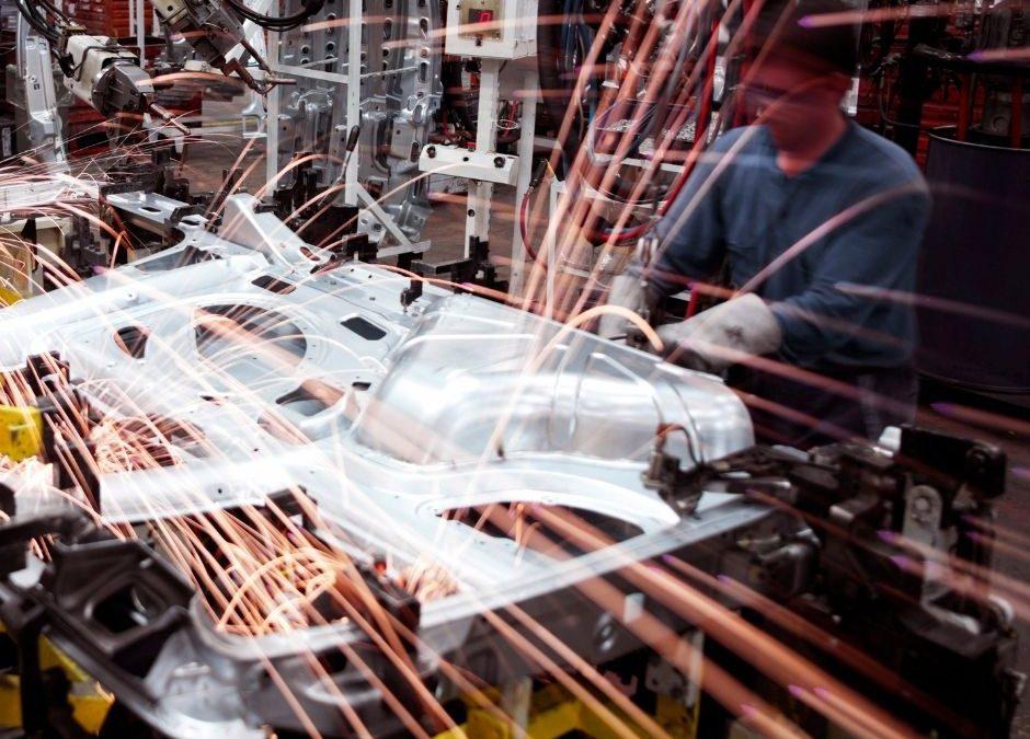 Un pequeño incendio en la planta de Opel en Figueruelas (Zaragoza) obliga a evacuar a 800 trabajadores