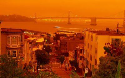 El incendio de San Francisco en 1906